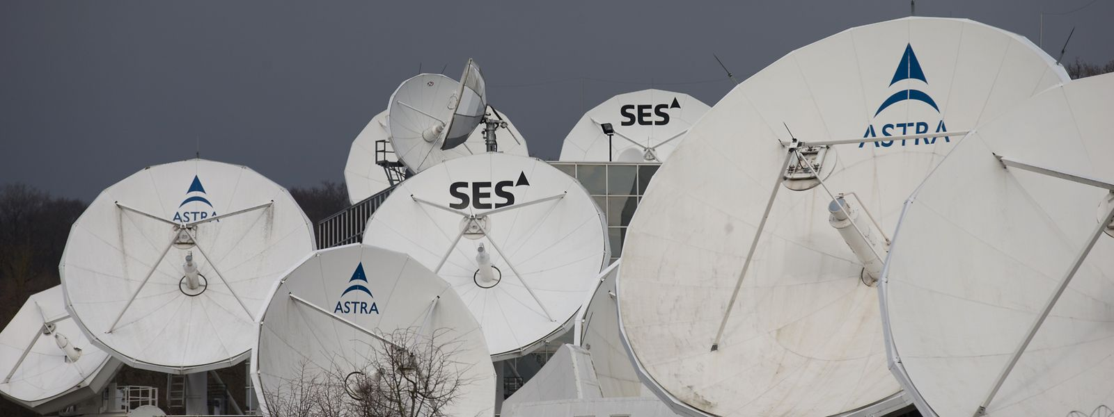 Das klassische SES-Geschäft sind Satellitendienste für TV- und Radiosender; das neue Datengeschäft verspricht aber mehr Wachstum.