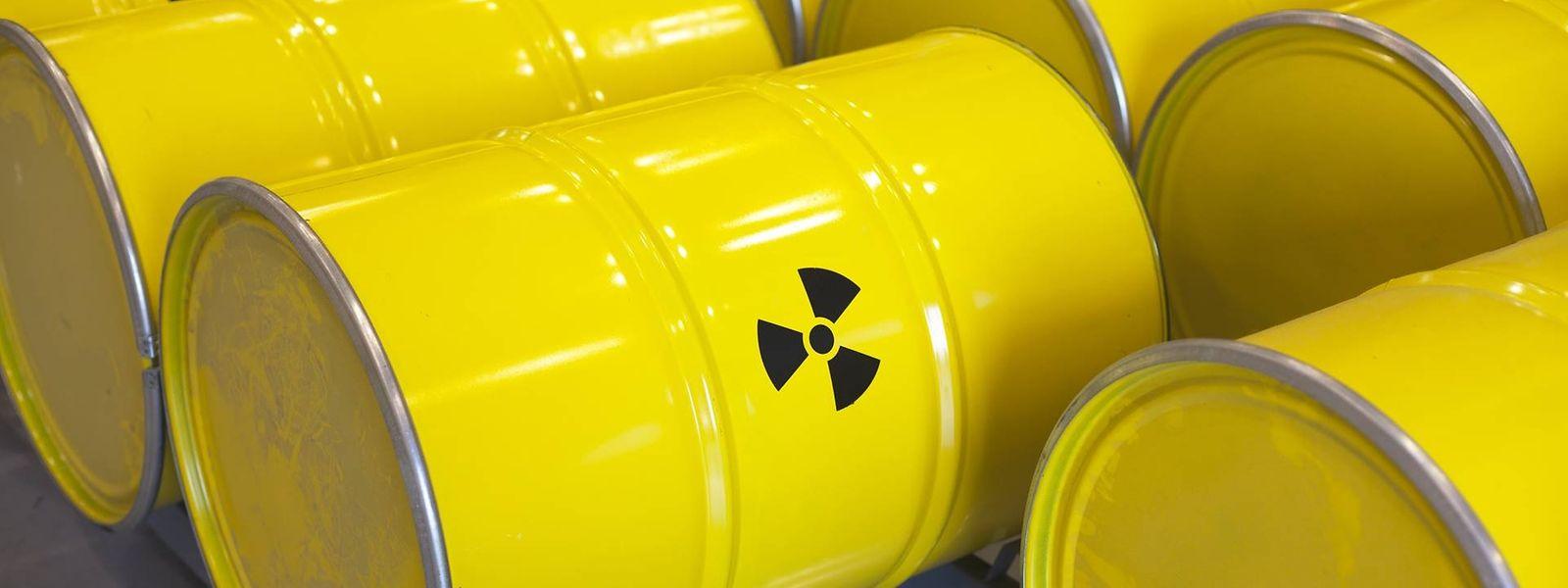 Les déchets radioactifs qui pourraient être localisés dans la région de Neufchâteau pourraient impacter le lac de la Haute-Sûre.