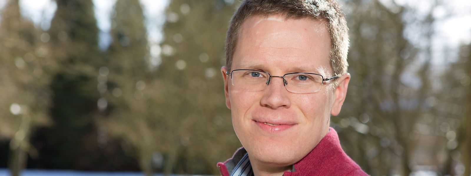 Thomas Schmidt kam über Yale und Basel an die Universität Luxemburg.