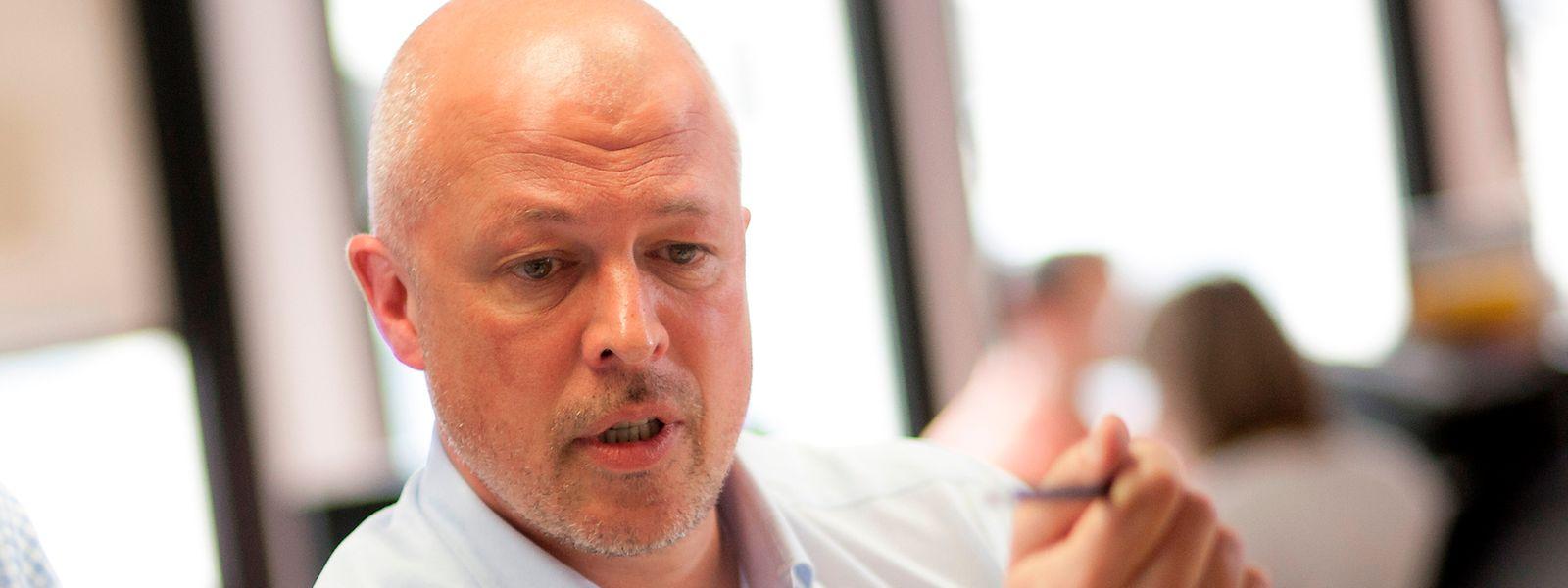 Senderchef Marc Gerges muss nach knapp zwei Jahren gehen.