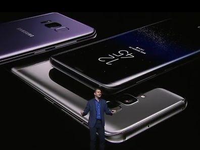 Mit dem S8 will Samsung das Batterie-Debakel des Vorgängermodells hinter sich lassen.