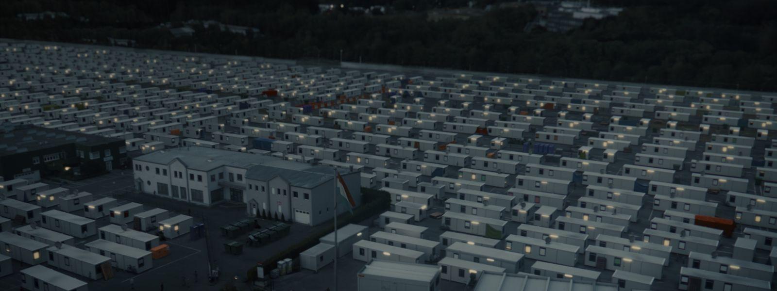 Flüchtlingscamp im benachbarten Ausland für Luxemburger, die nach einem Atomunfall in Cattenom aus ihrem verstrahlten Land fliehen mussten. Derzeit nur Fiktion, aber vielleicht einmal bittere Realität. Sind solche Szenarios durchgeplant? Ein Film stellt die Frage.