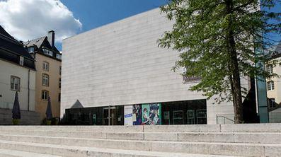 16.7. Musee National d Histoire et d Art / Marche aux Poissons Foto: Guy Jallay