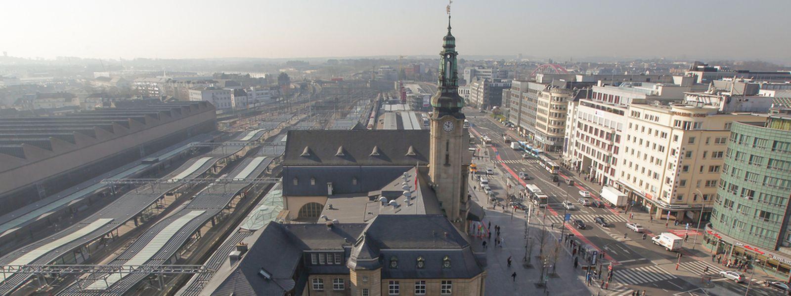 Luxemburg wird künftig keinen Fernverkehr-Anschluss mehr an Deutschland haben. Regionalzüge werden die ICs ersetzen.