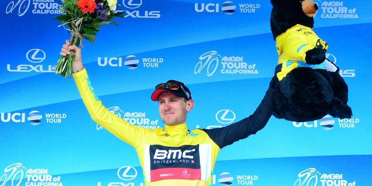 Tejay Van Garderen peut à présent envisager une nouvelle victoire au général du Tour de Californie samedi à Sacramento