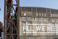 Ob die Gebläsehalle erhalten bleiben soll, steht für die Arbeitsgruppe Eise Stol nicht zu Frage. Diese wäre eher: Wie soll sie neu genutzt werden?