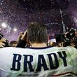 Tom Brady und seine Teamkollegen waren eine Klasse für sich.