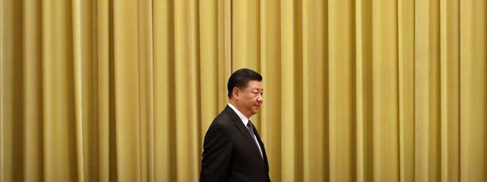 Der chinesische Präsident Xi Jinping duldet keine Kritik.