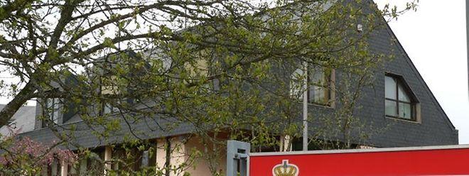 Betroffen: Das Kommissariat in Böwen.