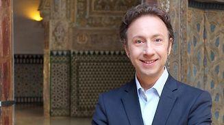 Stéphane Bern, chroniqueur pour le Luxemburger Wort
