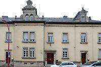 Aale Policebuero zu Rodange - Do kennt Agence immobilière sociale hinn, Rodange, le 08 Mai 2017.
