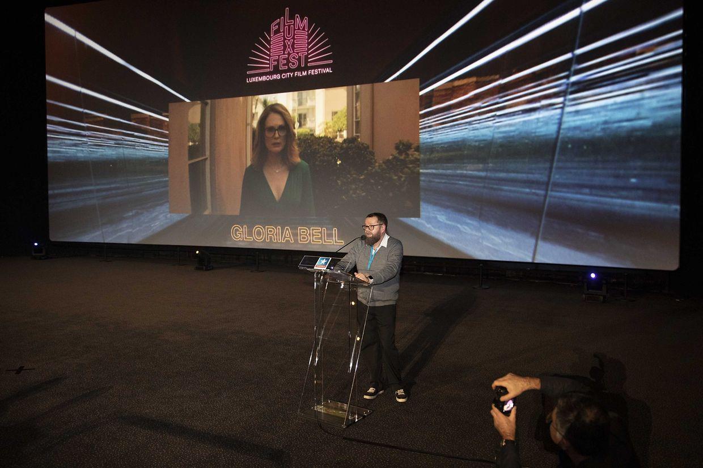 Alexis Juncosa, der künstlerische Direktor des Festivals