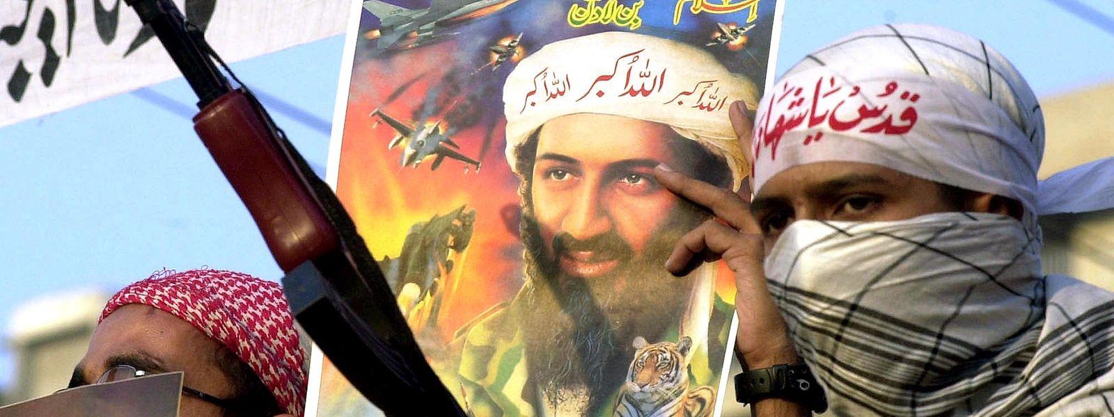 Der später meistgesuchte Verbrecher der USA, Osama Bin Laden, war in den 1980er Jahren ein Verbündeter der Amerikaner.