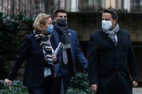 Politik, Rgierung, neue Bestimmungen,Briefing Bettel, Lenert  Foto: Anouk Antony/Luxemburger Wort