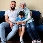 Reportagem. Casal sírio adia sonhos mas reencontra paz em Portugal