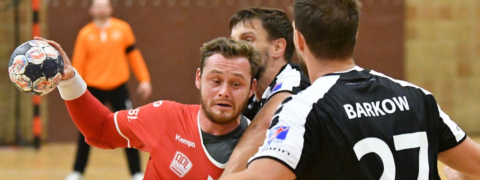 Senjin Kratovic und die Red Boys waren Esch überlegen.