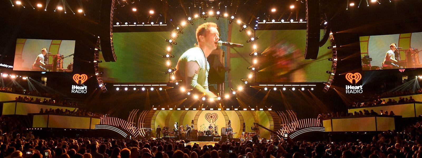 Pour «Everyday Life», son huitième album, le groupe Coldplay souhaite que la nouvelle tournée mondiale affiche un bilan carbone neutre.