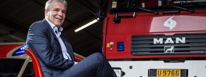 Innenminister Dan Kersch ist dabei, die Rettungsdienste zu reformieren.