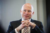 Stephane Pallage - neuer Rektor der Uni.lu - Photo : Pierre Matgé