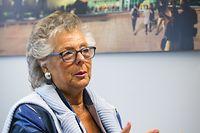 Wirtschaft - Interview Maggy Nagel - Weltausstellung 2020 Dubai - - Foto: Pierre Matgé/Luxemburger Wort