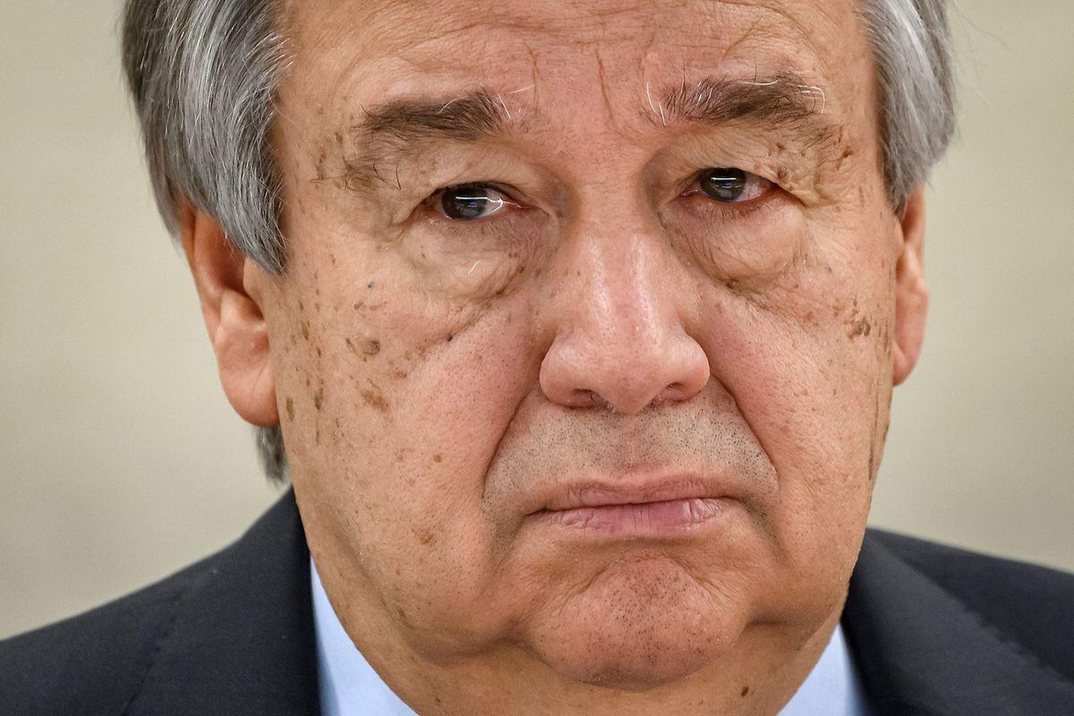 UN-Generalsekretär Guterres warnt vor einem Virus-Ausbruch im bürgerkriegsgeplagten Syrien, der ausser Kontrolle geraten könnte.