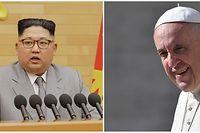Kim Jong Un will Papst Franziskus einladen.