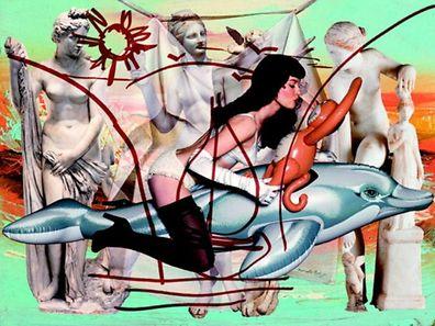 """Jeff Koons """"Antiquity 3"""", 2009-2011"""
