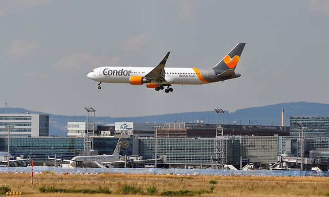 Condor received a €550 million bailout package
