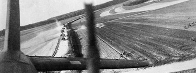 John Derneden ist überzeugt, dass dieses Foto in Kirchberg geschossen wurde.