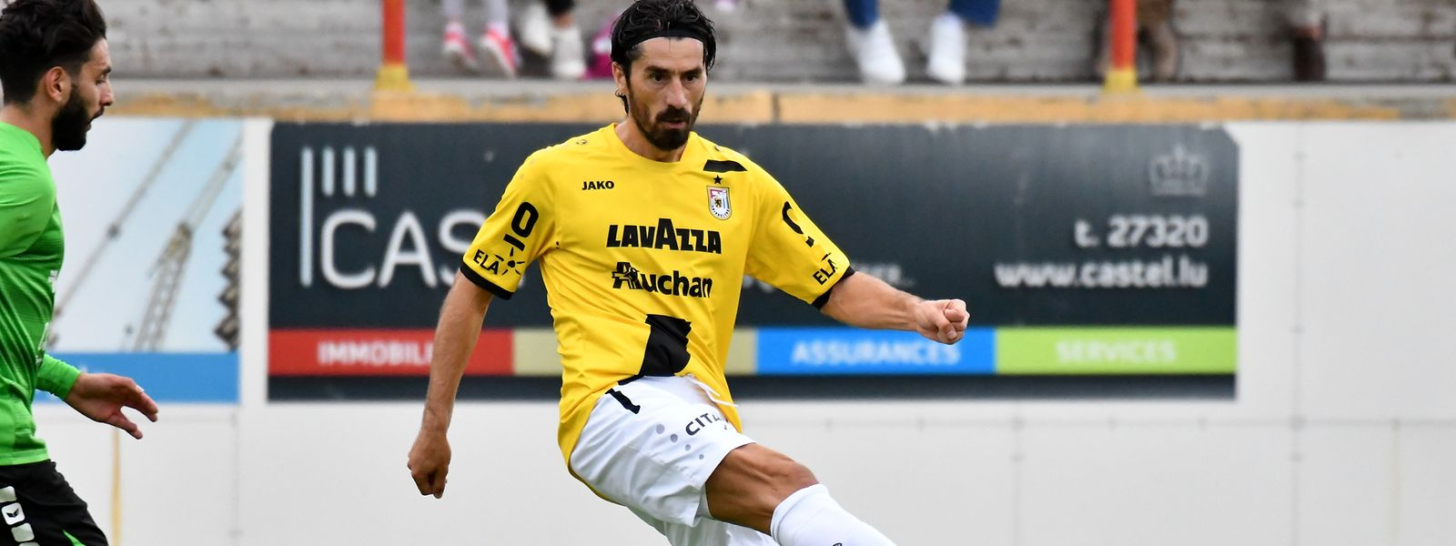 Milan Bisevac und Düdelingen müssen in der zweiten Pokalrunde in Kehlen antreten.