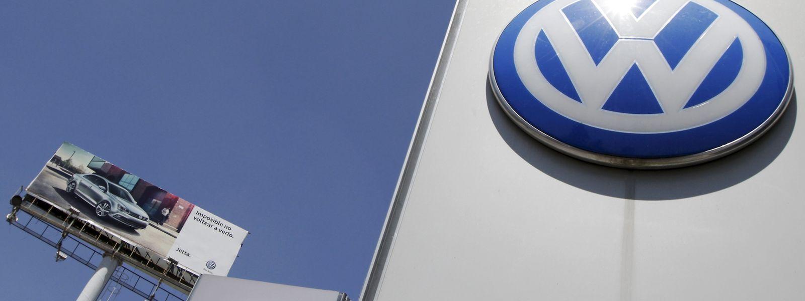 VW: Die deutsche Vorzeigemarke sah schon mal bessere Zeiten.
