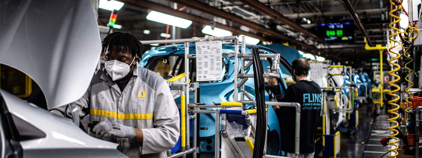 En 2020, Renault a vu ses ventes plonger de 200.000 unités.
