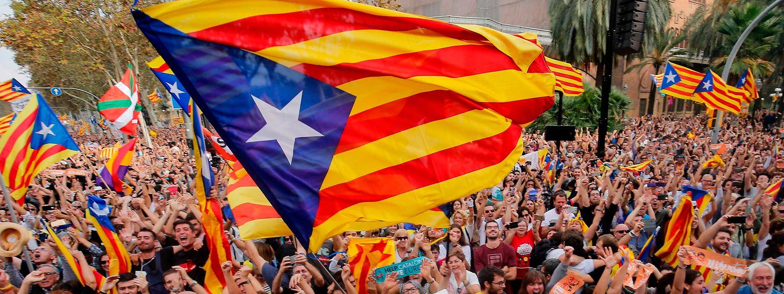 Zwischen den Ereignissen in den USA und in Katalonien gibt es Parallelen.