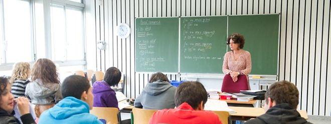 Etwas mehr als die Hälfte der Schulabbrecher drückt zu einem späteren Zeitpunkt wieder die Schulbank.