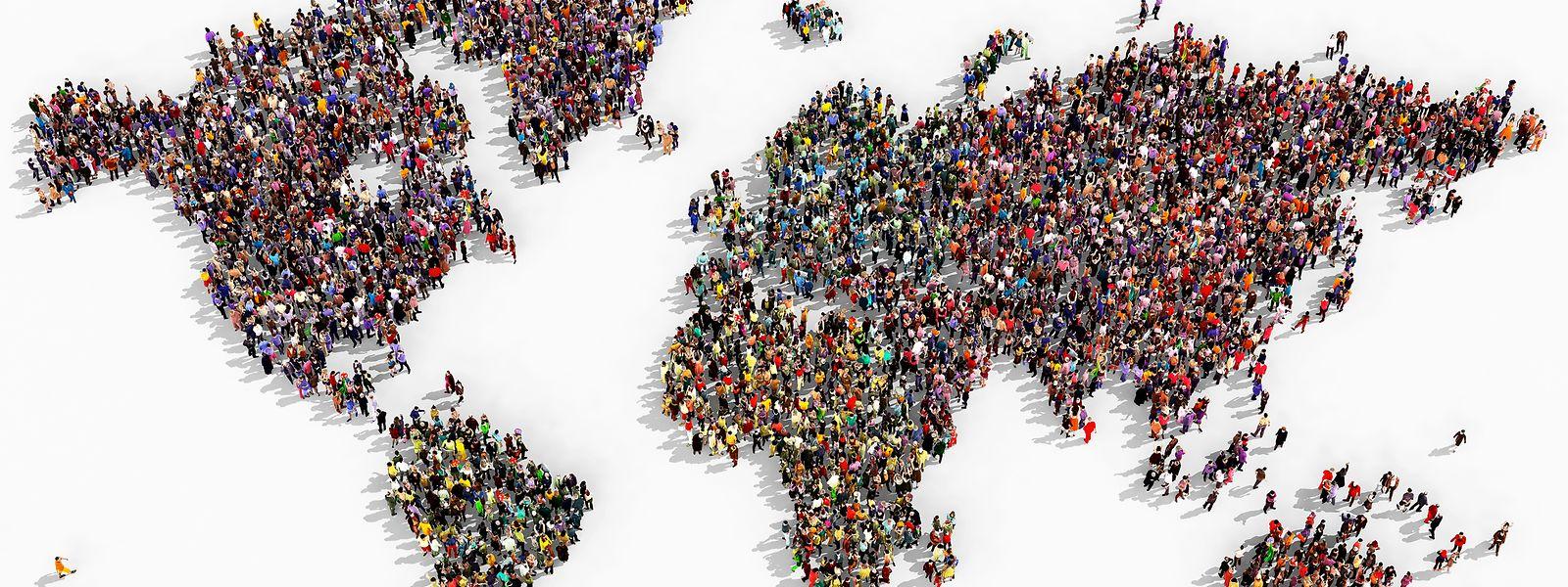 Bis wohin kann die Weltbevölkerung weiter wachsen?