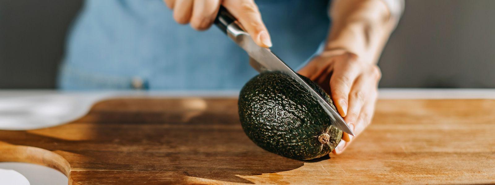 """Einer Studie zufolge gibt es in den USA jährlich rund 8.000 """"Avocado-Opfer""""."""