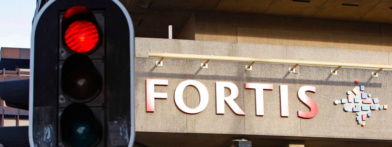 Die Krise bei Fortis läutet am 28. September 2008 eine nervenaufreibende Rettungsaktion ein.