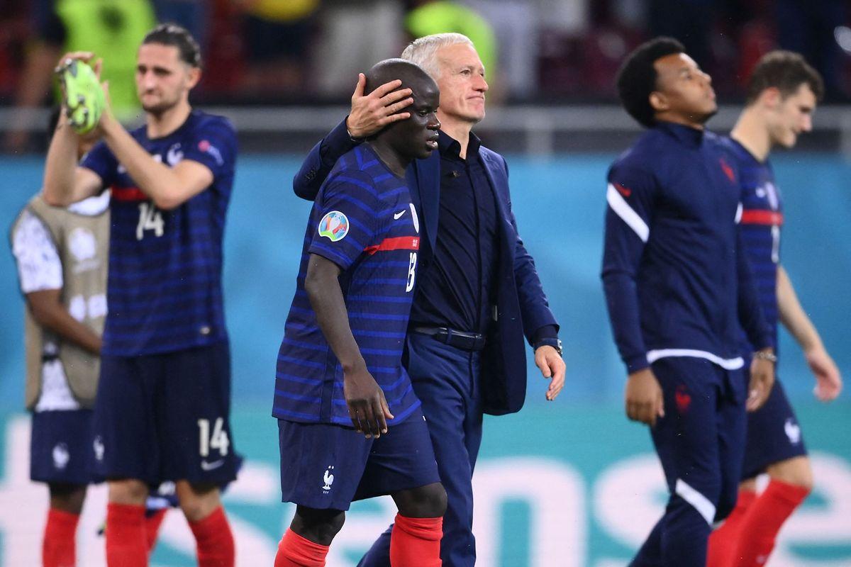 Si la stratégie de Deschamps est remise en cause, les tensions palpables entre joueurs français n'ont certainement pas arrangé les choses dans le match perdu face à la Suisse.