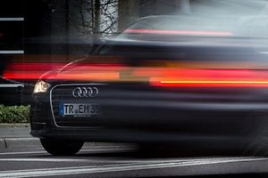 Audi Abgasskandal,Co2 Werte. Foto.Gerry Huberty