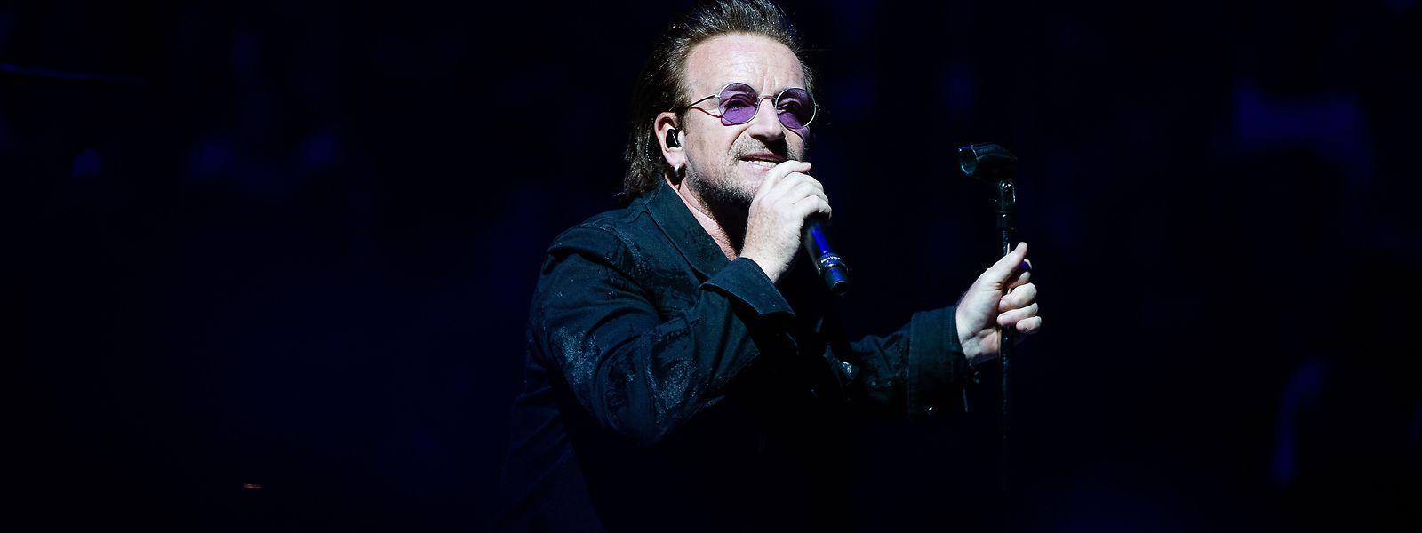 Entwarnung für die Fans: Bonos Stimme ist wiederhergestellt.