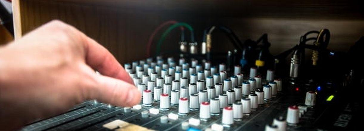 Garageradio, Radio Aktiv Echternach. Foto:Gerry Huberty