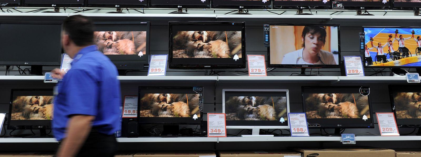 Die Qual der Wahl: Monitore gibt es in allen Größen und Preisklassen wie den sprichtwörtlichen Sand am Meer.
