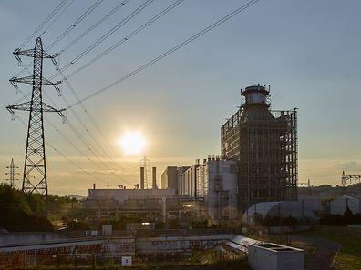 Die Twinerg-Anlage soll bis Ende des Jahres abgebaut werden.