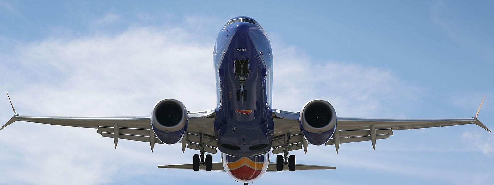 In den USA darf die 737 Max 8 weiterhin abheben.