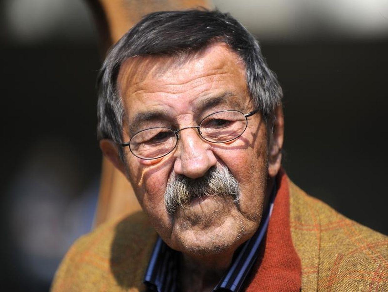 Günter Grass wird 85.