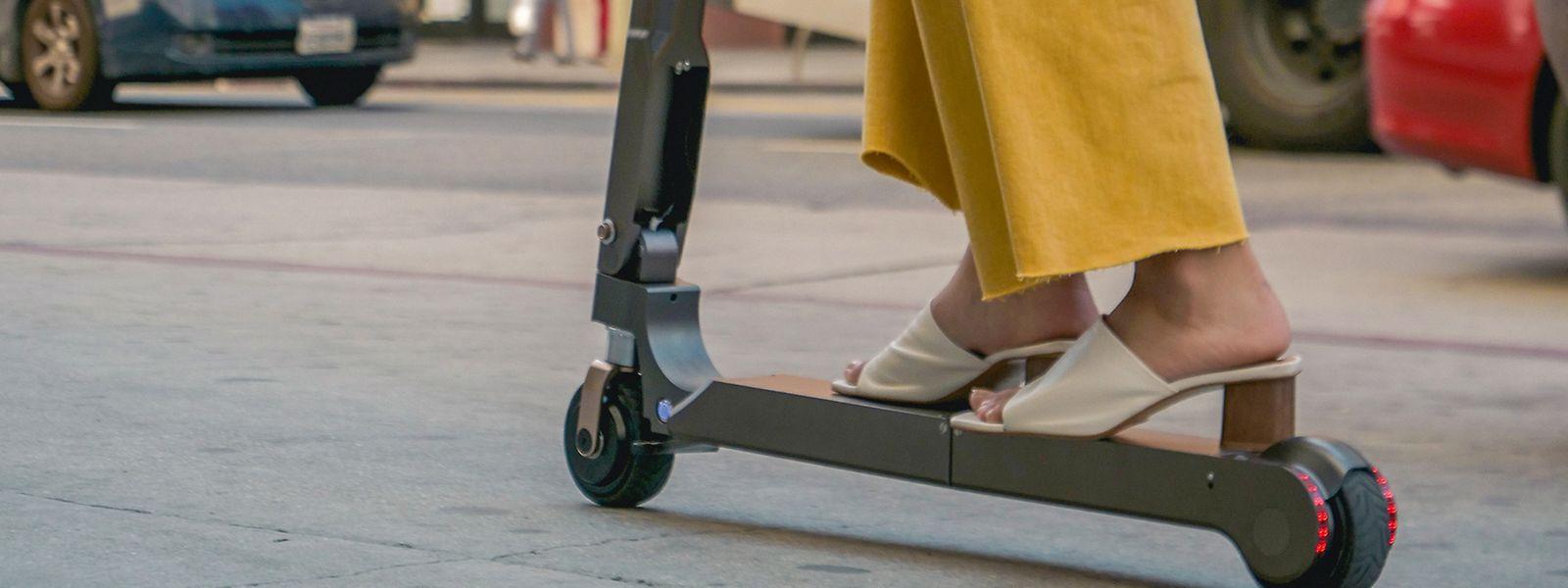 Une pétition vise à renforcer la communication à propos des moyens de locomotion électriques.
