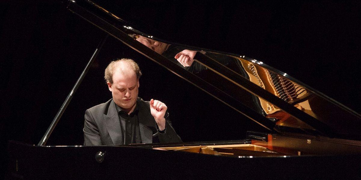 Jean Muller n'a pas faibli tout au long du concert.