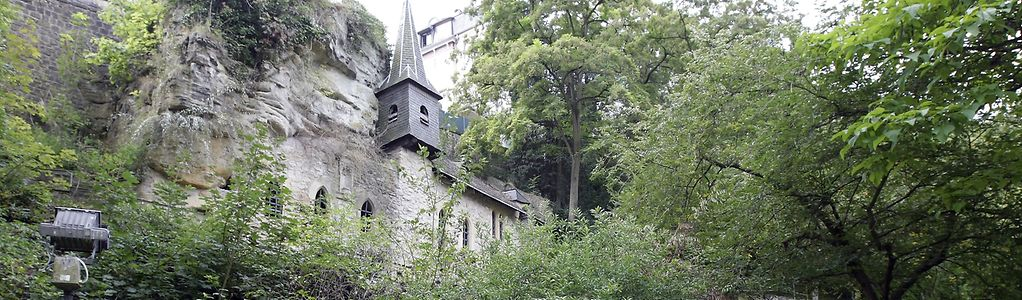 19.08.11 Quirinus Kapelle,chapelle Saint-Quirin:Foto:Gerry Huberty