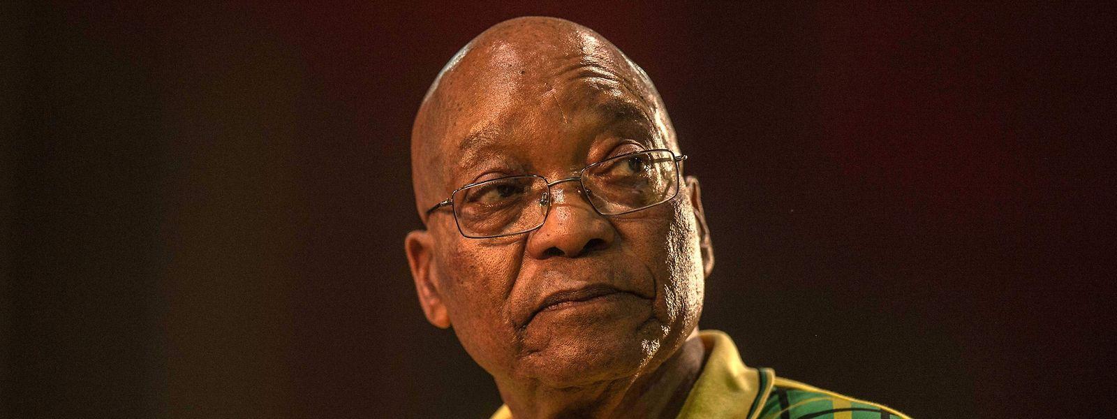 Der 2018 zurückgetretene Staatschef Jacob Zuma soll jahrelang von der indischen Unternehmerfamilie Gupta profitiert haben.