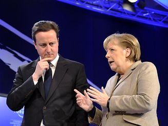 A chaceler alemã Angela Merkel frisou que não há regresso para o Reino Unido